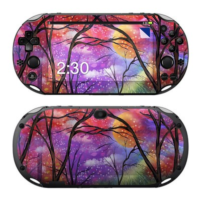 Sony PS Vita 2000 Skin - Moon Meadow
