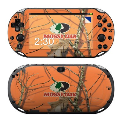 Sony PS Vita 2000 Skin - Break-Up Lifestyles Autumn