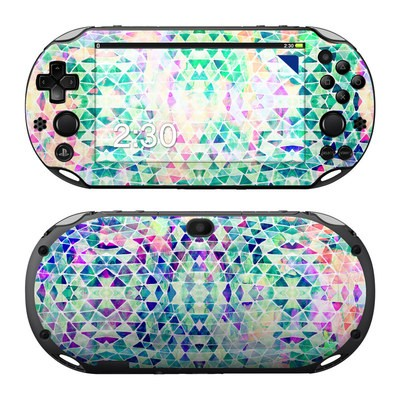 Sony PS Vita 2000 Skin - Pastel Triangle