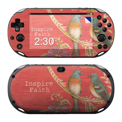 Sony PS Vita 2000 Skin - Fresh Picked Fuschia