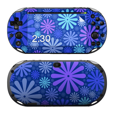 Sony PS Vita 2000 Skin - Indigo Punch