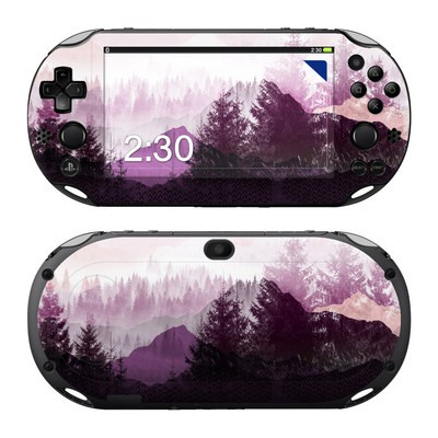 Sony PS Vita 2000 Skin - Purple Horizon