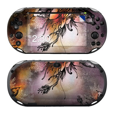 Sony PS Vita 2000 Skin - Purple Rain