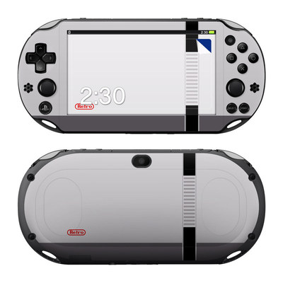 Sony PS Vita 2000 Skin - Retro Horizontal