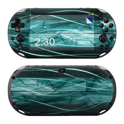 Sony PS Vita 2000 Skin - Shattered