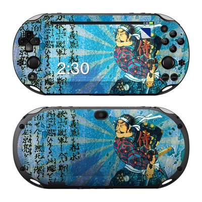 Sony PS Vita 2000 Skin - Samurai Honor