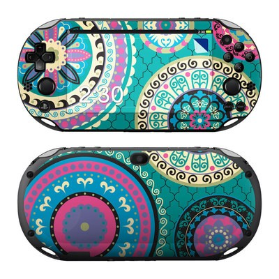 Sony PS Vita 2000 Skin - Silk Road