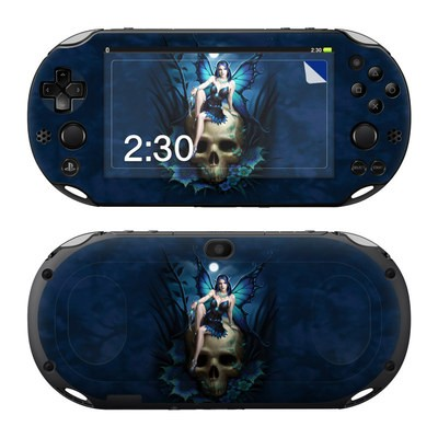 Sony PS Vita 2000 Skin - Skull Fairy