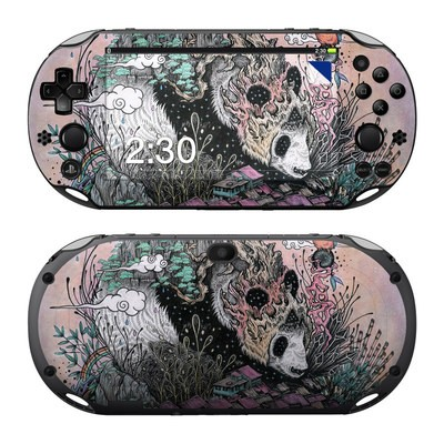 Sony PS Vita 2000 Skin - Sleeping Giant