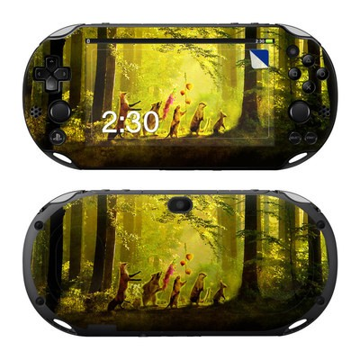 Sony PS Vita 2000 Skin - Secret Parade