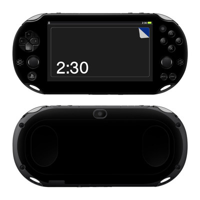 Sony PS Vita 2000 Skin - Solid State Black