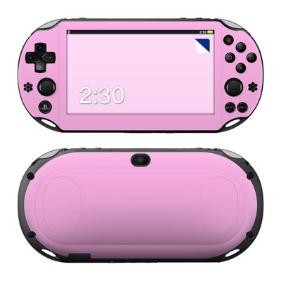 Sony PS Vita 2000 Skin - Solid State Pink