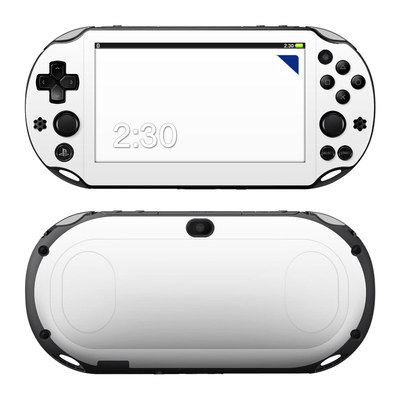 Sony PS Vita 2000 Skin - Solid State White