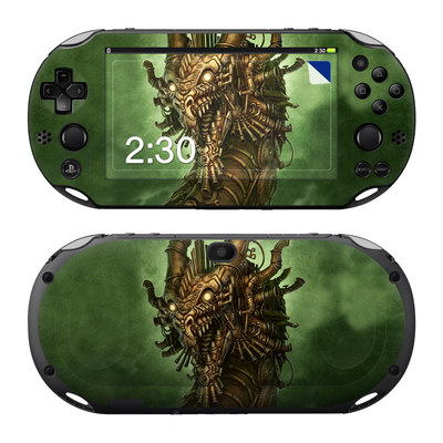 Sony PS Vita 2000 Skin - Steampunk Dragon