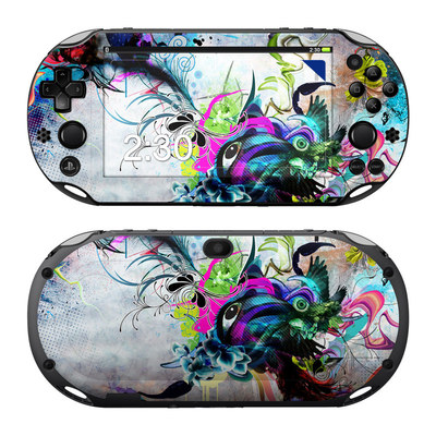 Sony PS Vita 2000 Skin - Streaming Eye