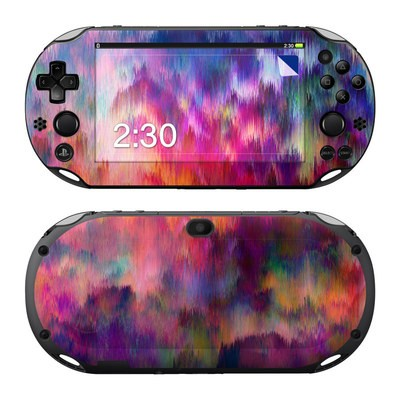 Sony PS Vita 2000 Skin - Sunset Storm