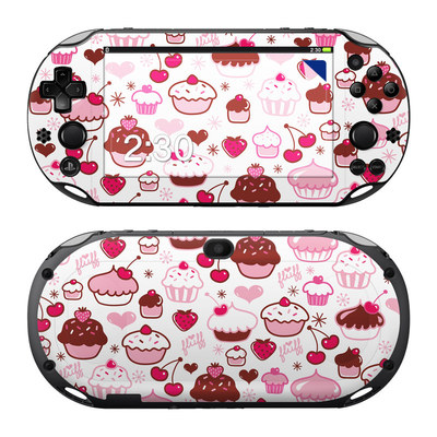 Sony PS Vita 2000 Skin - Sweet Shoppe