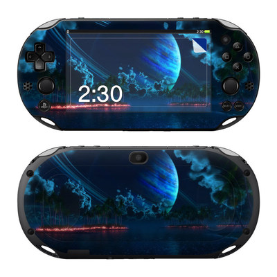 Sony PS Vita 2000 Skin - Thetis Nightfall