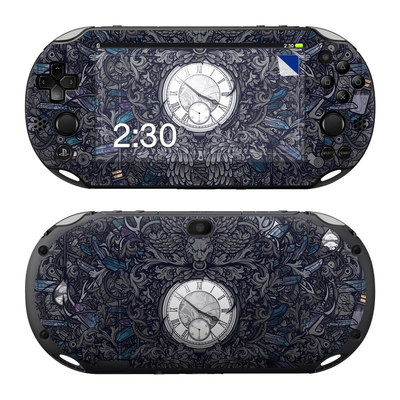 Sony PS Vita 2000 Skin - Time Travel