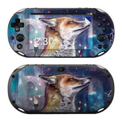 Sony PS Vita 2000 Skin - There is a Light