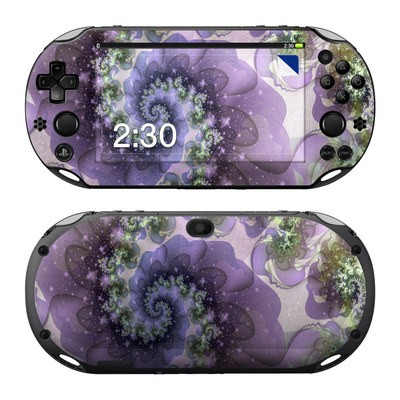 Sony PS Vita 2000 Skin - Turbulent Dreams