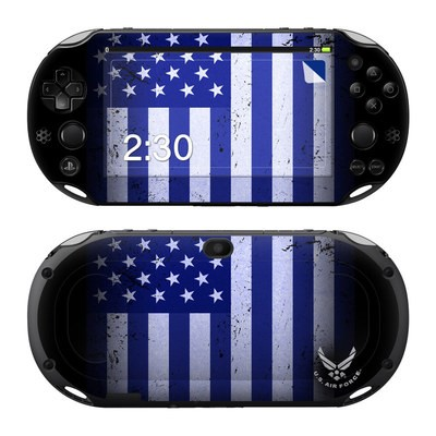 Sony PS Vita 2000 Skin - USAF Flag