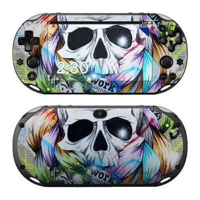 Sony PS Vita 2000 Skin - Visionary