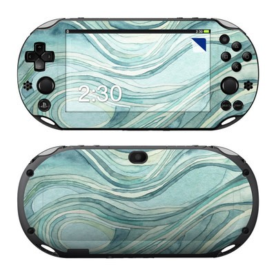 Sony PS Vita 2000 Skin - Waves