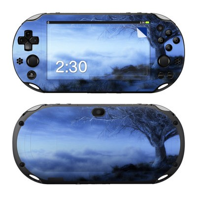 Sony PS Vita 2000 Skin - World's Edge Winter