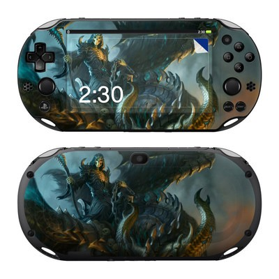 Sony PS Vita 2000 Skin - Wings of Death