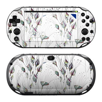 Sony PS Vita 2000 Skin - Wildflowers