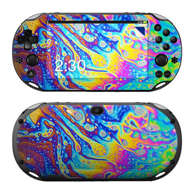 Sony PS Vita 2000 Skin - World of Soap