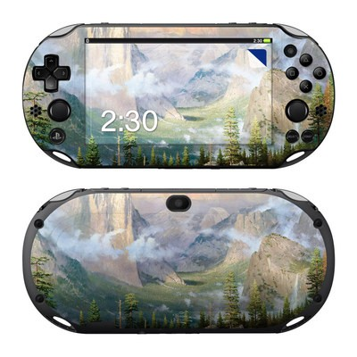 Sony PS Vita 2000 Skin - Yosemite Valley