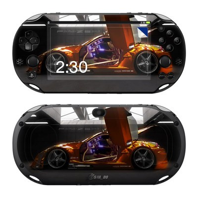 Sony PS Vita 2000 Skin - Z33 Light