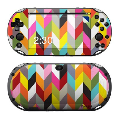 Sony PS Vita 2000 Skin - Ziggy Condensed