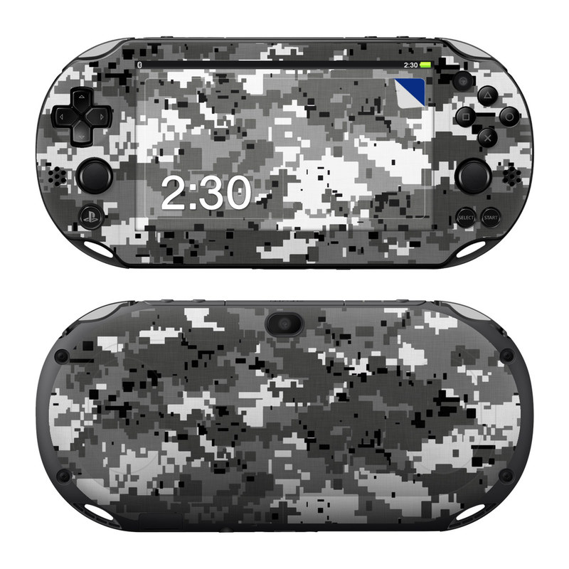 Vita Wallpapers: Digital Urban Camo By Camo
