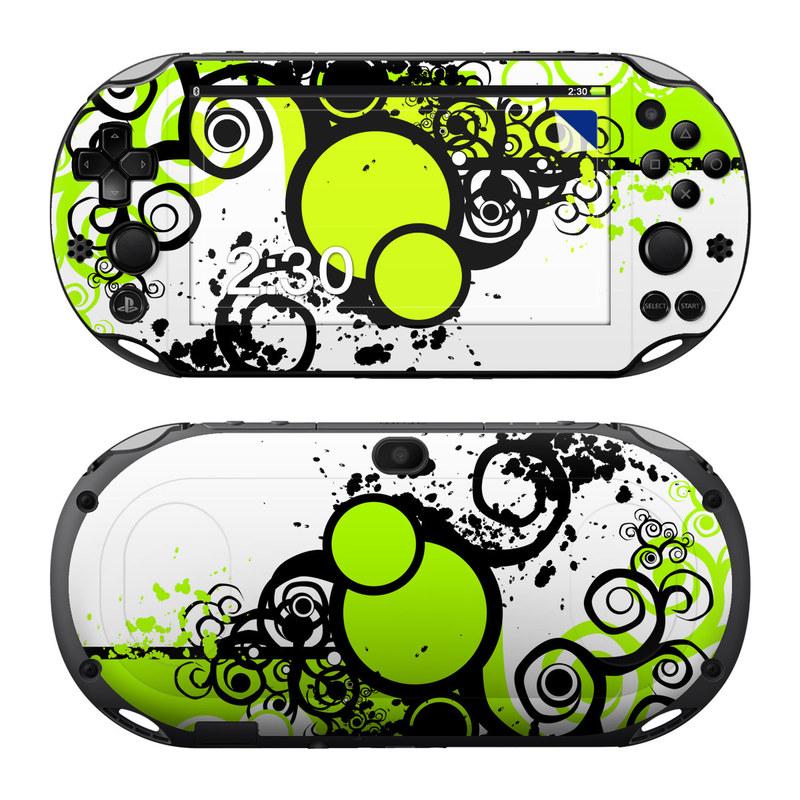 Sony PS Vita 2000 Skin - Simply Green