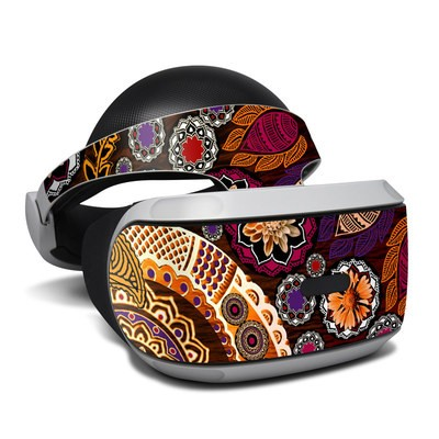 Sony Playstation VR Skin - Autumn Mehndi