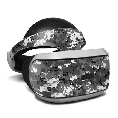 Sony Playstation VR Skin - Digital Urban Camo