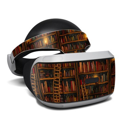 Sony Playstation VR Skin - Library