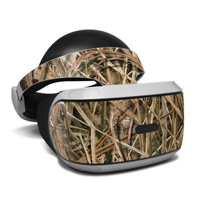Sony Playstation VR Skin - Shadow Grass Blades