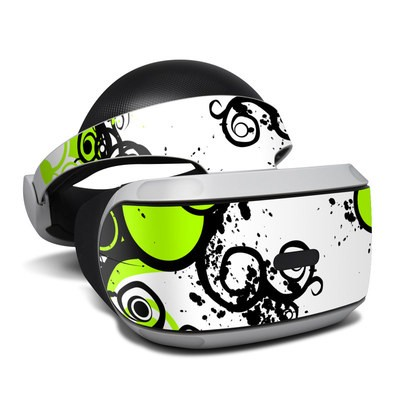 Sony Playstation VR Skin - Simply Green
