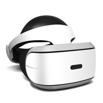Sony Playstation VR Skin - Solid State White