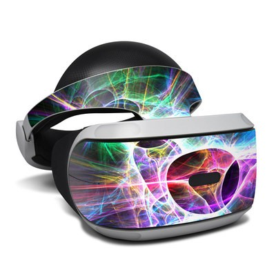 Sony Playstation VR Skin - Static Discharge