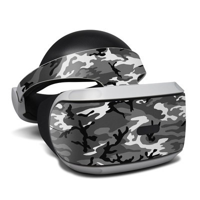 Sony Playstation VR Skin - Urban Camo