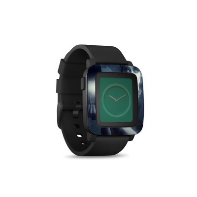 Pebble Time Smart Watch Skin - Bearer of Light