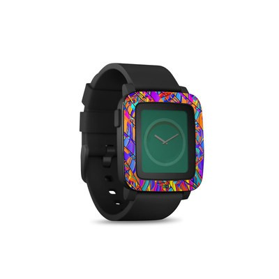 Pebble Time Smart Watch Skin - Colormania