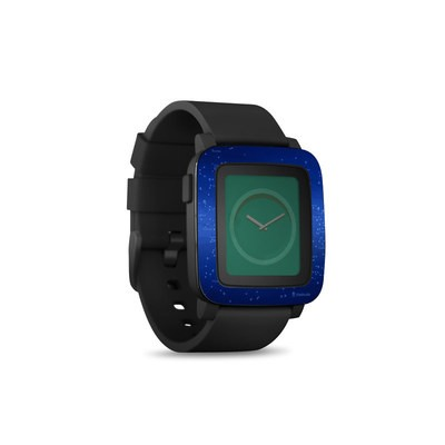 Pebble Time Smart Watch Skin - Constellations