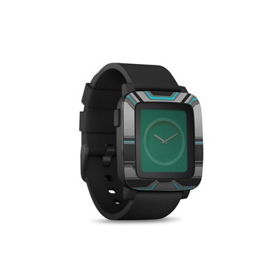 Pebble Time Smart Watch Skin - Spec