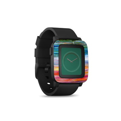 Pebble Time Smart Watch Skin - Waterfall